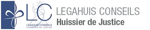 Legahuis Conseils Huissier de justice à Orléans Logo